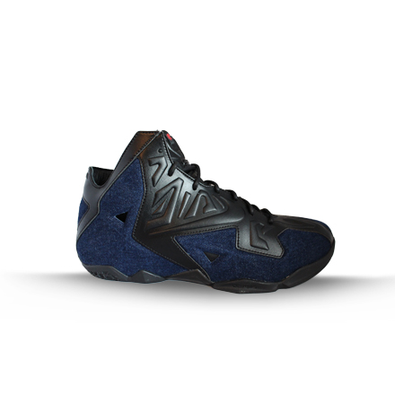 2323970da0802 LEBRON 11 EXT DENIM QS