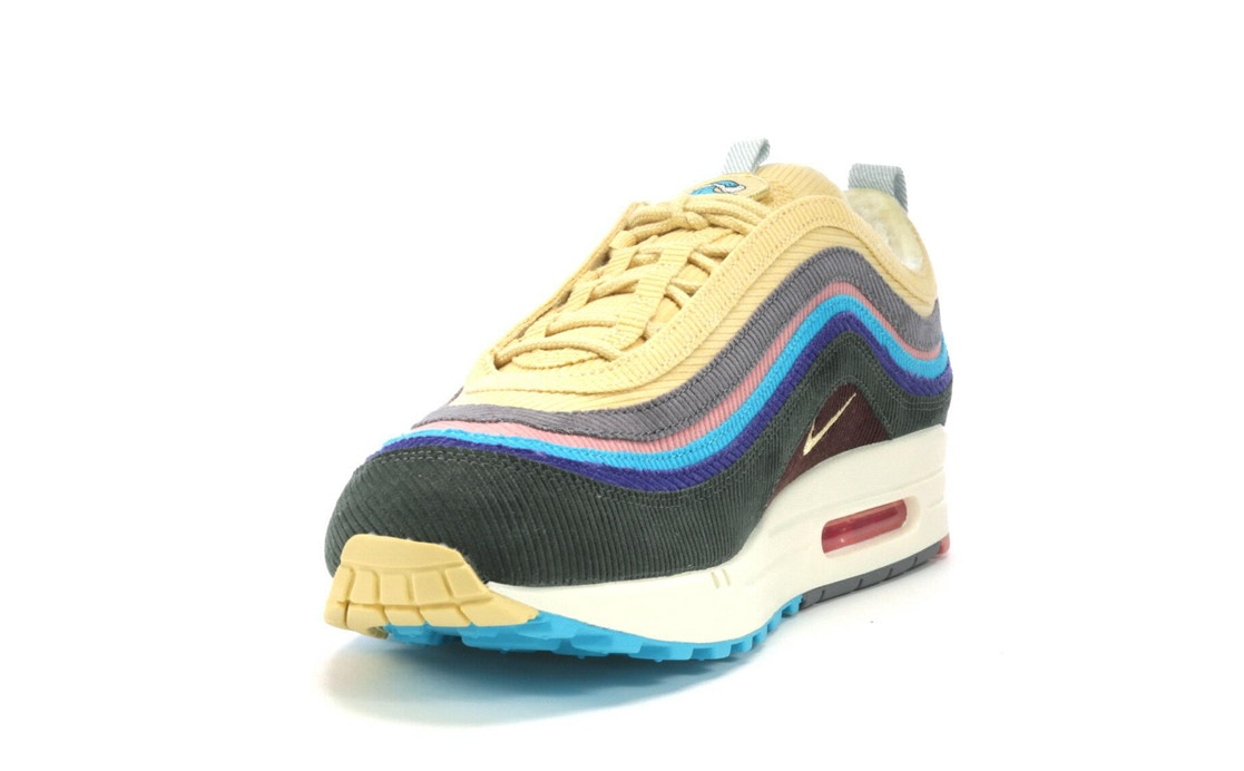 reputable site 9f55f a8049 AIR MAX 1 97 SEAN WOTHERSPOON (EXTRA LACE SET ONLY)